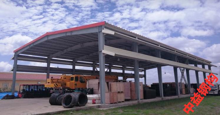 内罗毕 钢结构材料出口