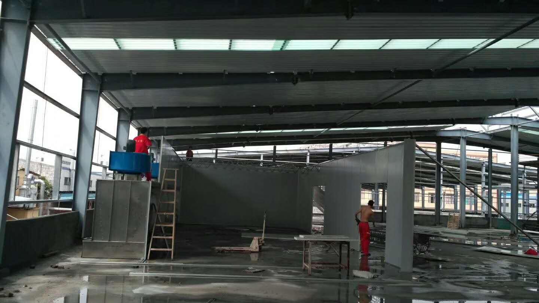 钢结构屋面加层 免费上门测量及设计